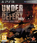 Under Defeat HD: Deluxe Edition Cover (Click to enlarge)