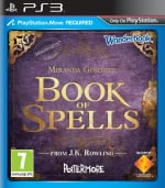 Wonderbook: Book of Spells Cover (Click to enlarge)