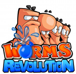 Worms: Revolution Cover (Click to enlarge)