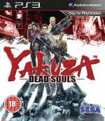 Yakuza: Dead Souls Cover (Click to enlarge)