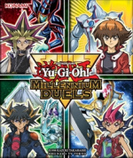 Yu-Gi-Oh! Millennium Duels Cover (Click to enlarge)