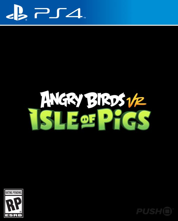 Angry Birds VR: Isle of Pigs Review (PS4)   Push Square