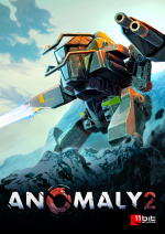 Anomaly 2 Cover (Click to enlarge)