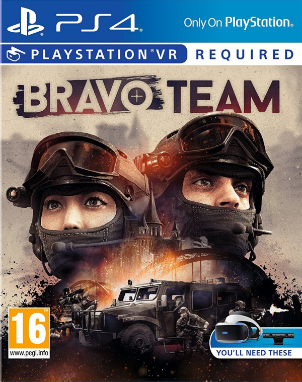 What Games For Ps4 : Bravo team ps playstation news reviews trailer