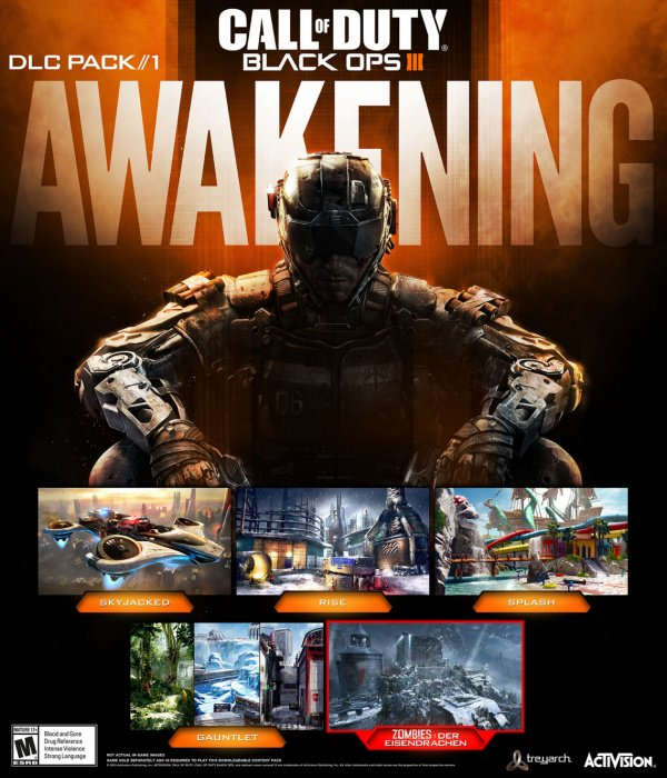 Call Of Duty Black Ops Iii Awakening Review Ps4