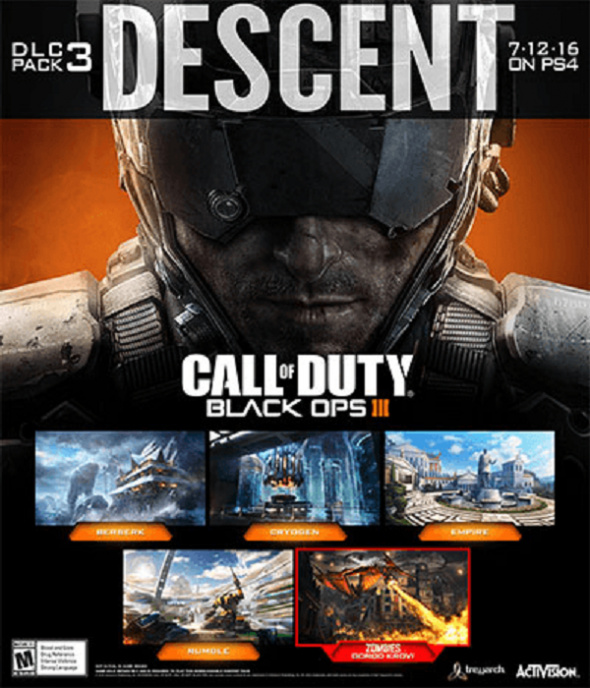 Call of duty black ops iii descent review ps4 push square call of duty black ops iii descent gumiabroncs Choice Image