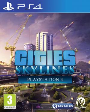 Cities: Skylines - PlayStation 4 Edition