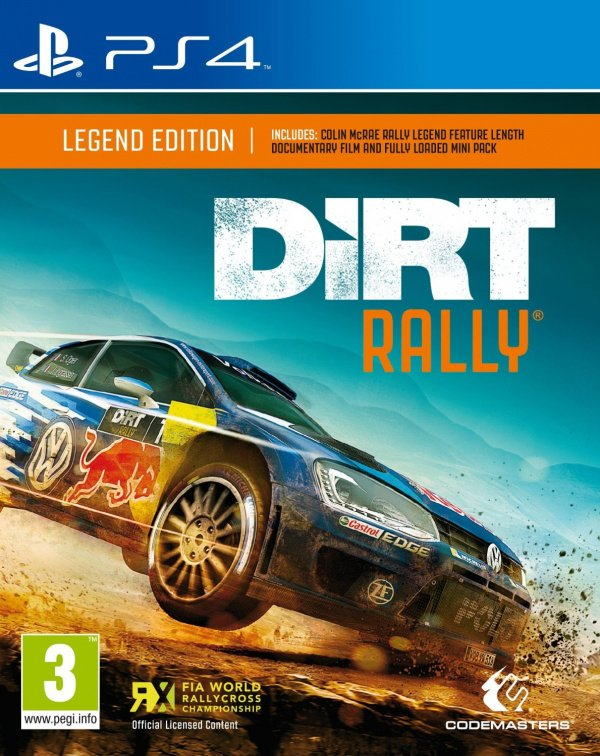 dirt rally review ps4 push square. Black Bedroom Furniture Sets. Home Design Ideas