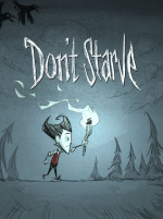 Don't Starve Cover (Click to enlarge)