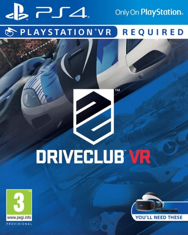 driveclub vr ps4 playstation 4 news reviews trailer. Black Bedroom Furniture Sets. Home Design Ideas
