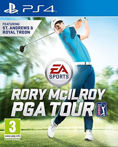 Sports Games For Ps4 : Rory mcilroy tames tiger woods in pga tour ps push square