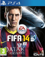 FIFA 14 Cover (Click to enlarge)