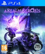 Final Fantasy XIV Online: A Realm Reborn Cover (Click to enlarge)