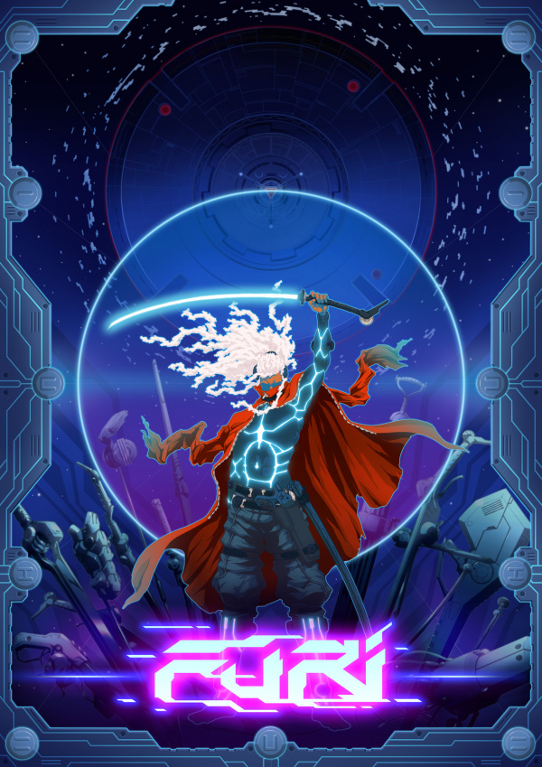 Furi Review Ps4 Push Square