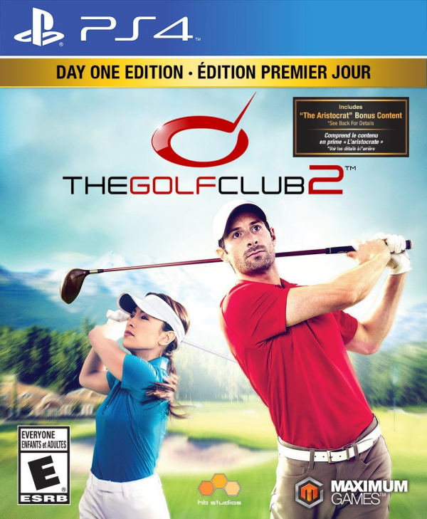 the golf club 2 review ps4 push square. Black Bedroom Furniture Sets. Home Design Ideas