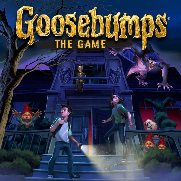 goosebumps the game ps4 playstation 4 news reviews trailer