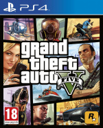 Grand Theft Auto V Cover (Click to enlarge)