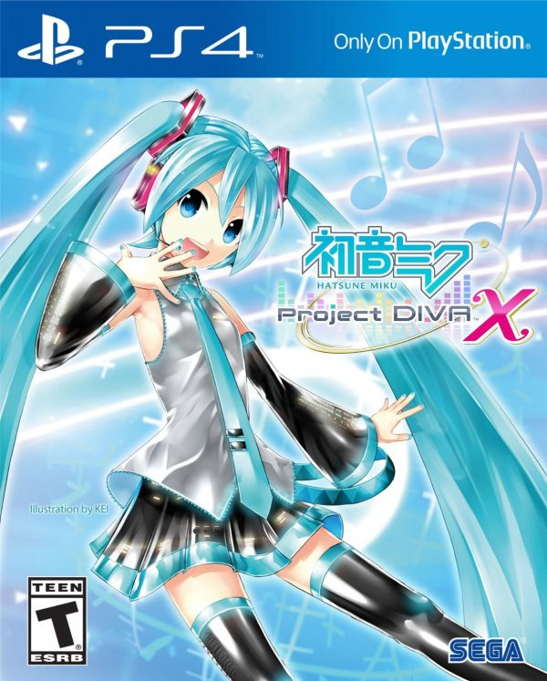 Hatsune miku project diva x review ps4 push square - Hatsune miku project diva ...