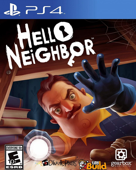 Hello Neighbor Review (PS4)