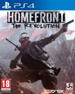 Homefront: The Revolution Cover (Click to enlarge)