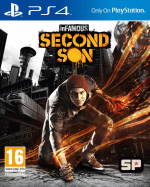 inFAMOUS: Second Son Cover (Click to enlarge)