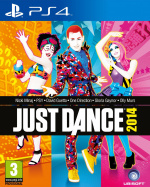 Just Dance 2014 Cover (Click to enlarge)