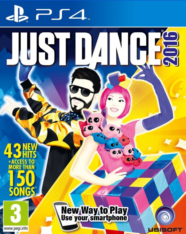 just dance 2016 review ps4 push square. Black Bedroom Furniture Sets. Home Design Ideas