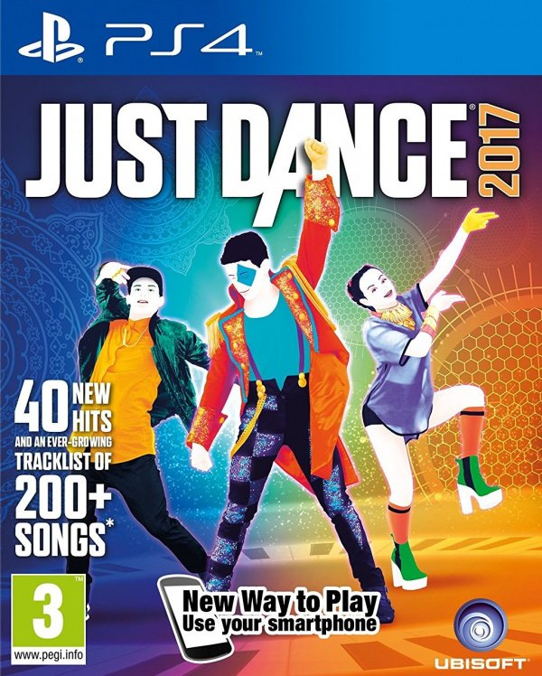 just dance 2017 review ps4 push square. Black Bedroom Furniture Sets. Home Design Ideas