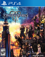 Kingdom Hearts III Cover (Click to enlarge)
