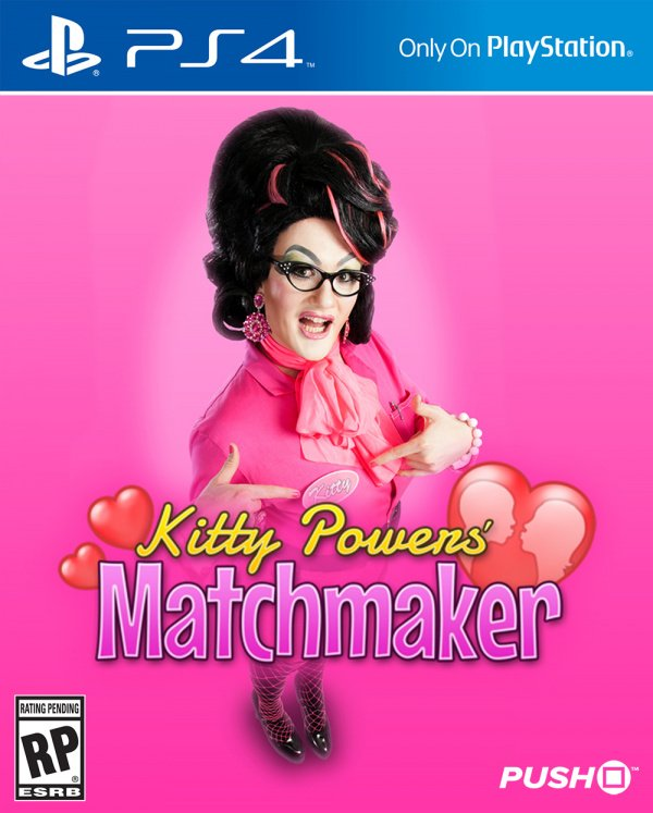 Kitty Powers Matchmaker  Magic Notion