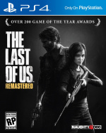 The Last of Us Remastered Cover (Click to enlarge)