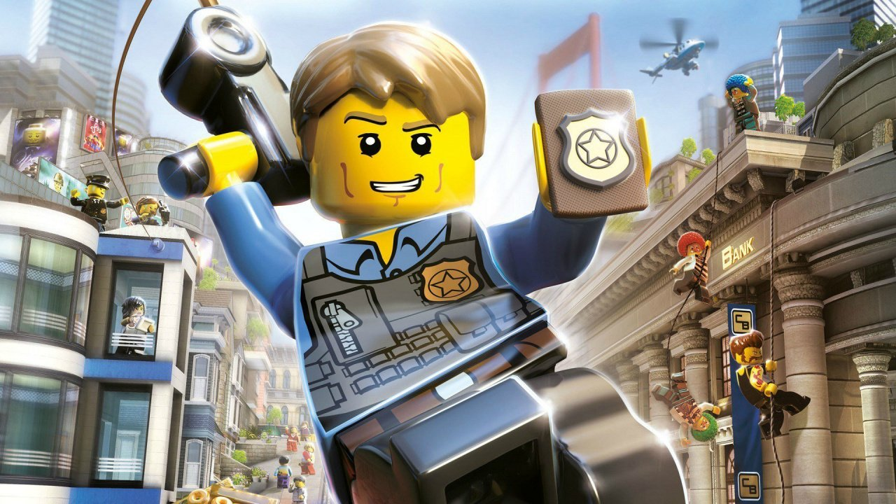 Lego City Undercover Ps4 Playstation 4 News Reviews