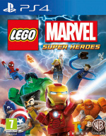 LEGO Marvel Super Heroes Cover (Click to enlarge)