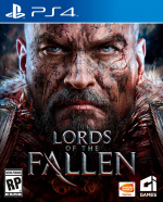 Lords of the Fallen Cover (Click to enlarge)