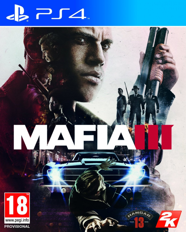 How Ps4 Games Look : E mafia iii looks and sounds the part on ps push