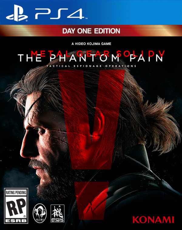 Stealth Gear Usa >> Metal Gear Solid V: The Phantom Pain (PS4 / PlayStation 4) News, Reviews, Trailer & Screenshots