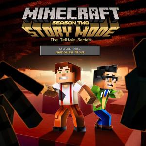Minecraft: Story Mode Season Two - Episode 3: Jailhouse Block