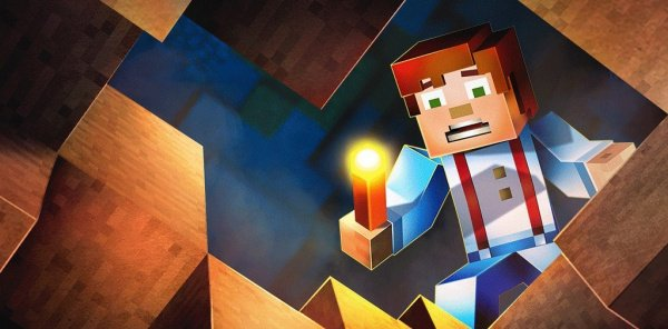 Minecraft: Story Mode Season Two - Episode 4: Below the