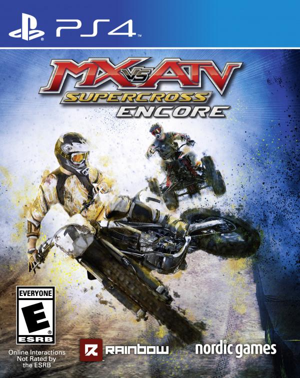 mx  atv supercross encore review ps push square