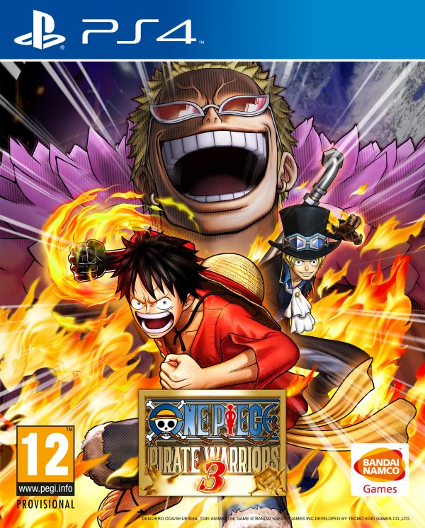 One Piece: Pirate Warriors 3 Review (PS4)
