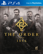 The Order: 1886 Cover (Click to enlarge)