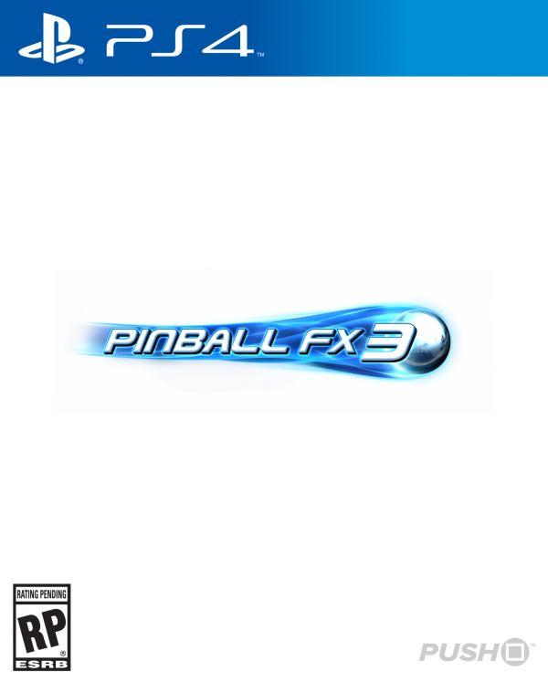 Pinball FX3 (PS4 / PlayStation 4) Topics