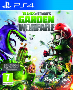 Plants vs. Zombies: Garden Warfare Cover (Click to enlarge)
