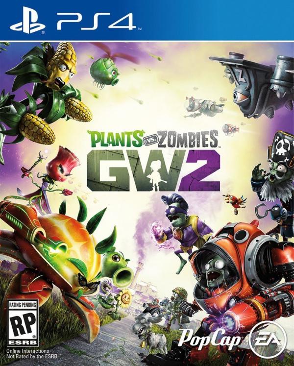 First Impressions Plants Vs Zombies Garden Warfare