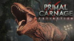 Primal Carnage: Extinction Cover (Click to enlarge)