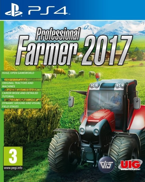 Professional Farmer 2017 Review Ps4 Push Square