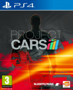 Project Cars Cover (Click to enlarge)