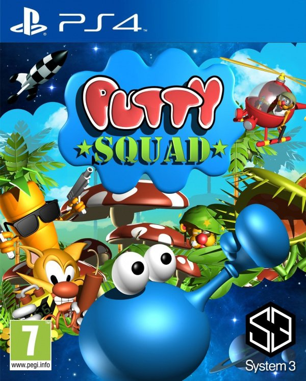 What Games For Ps4 : Putty squad review ps push square