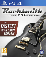 Rocksmith 2014 Edition Cover (Click to enlarge)