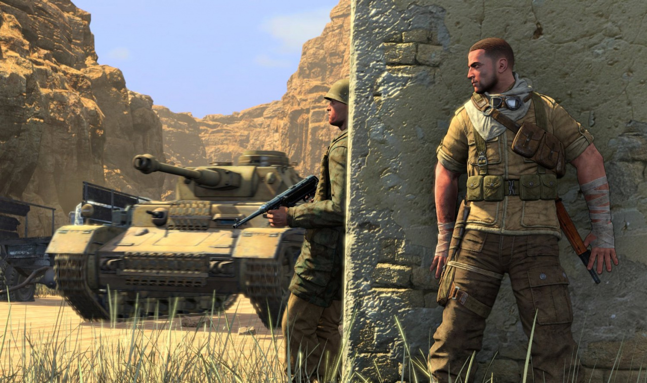 Sniper Elite III: Ultimate Edition (PS4 / PlayStation 4) News, Reviews, Trailer & Screenshots